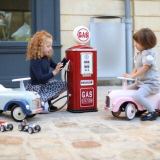 ガソリンスタンド 乗用玩具